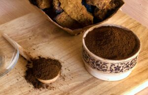 Chaga mushrooms have wound healing effect and treat many diseases